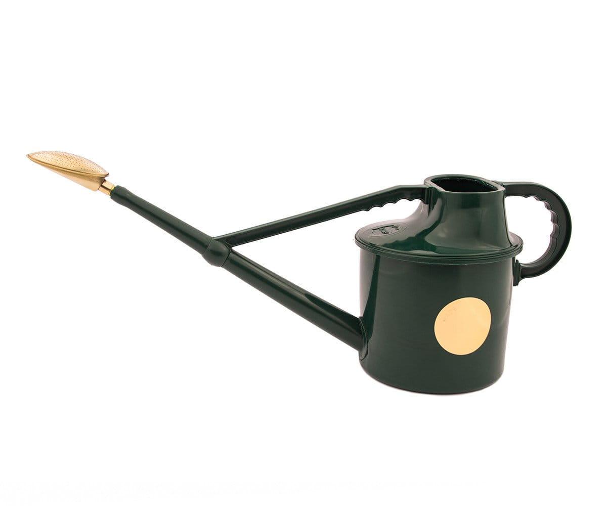 Konewka angielska plastikowa zielona (7L)